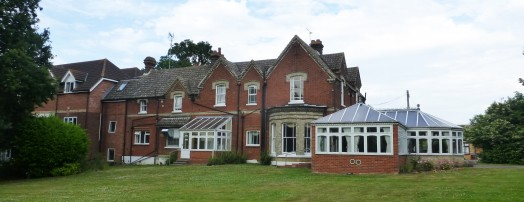 Care home, Suffolk